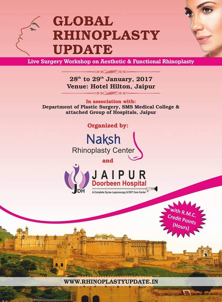 Live Surgery Workshop on Aesthetic & Functional Rhinoplasty 2017