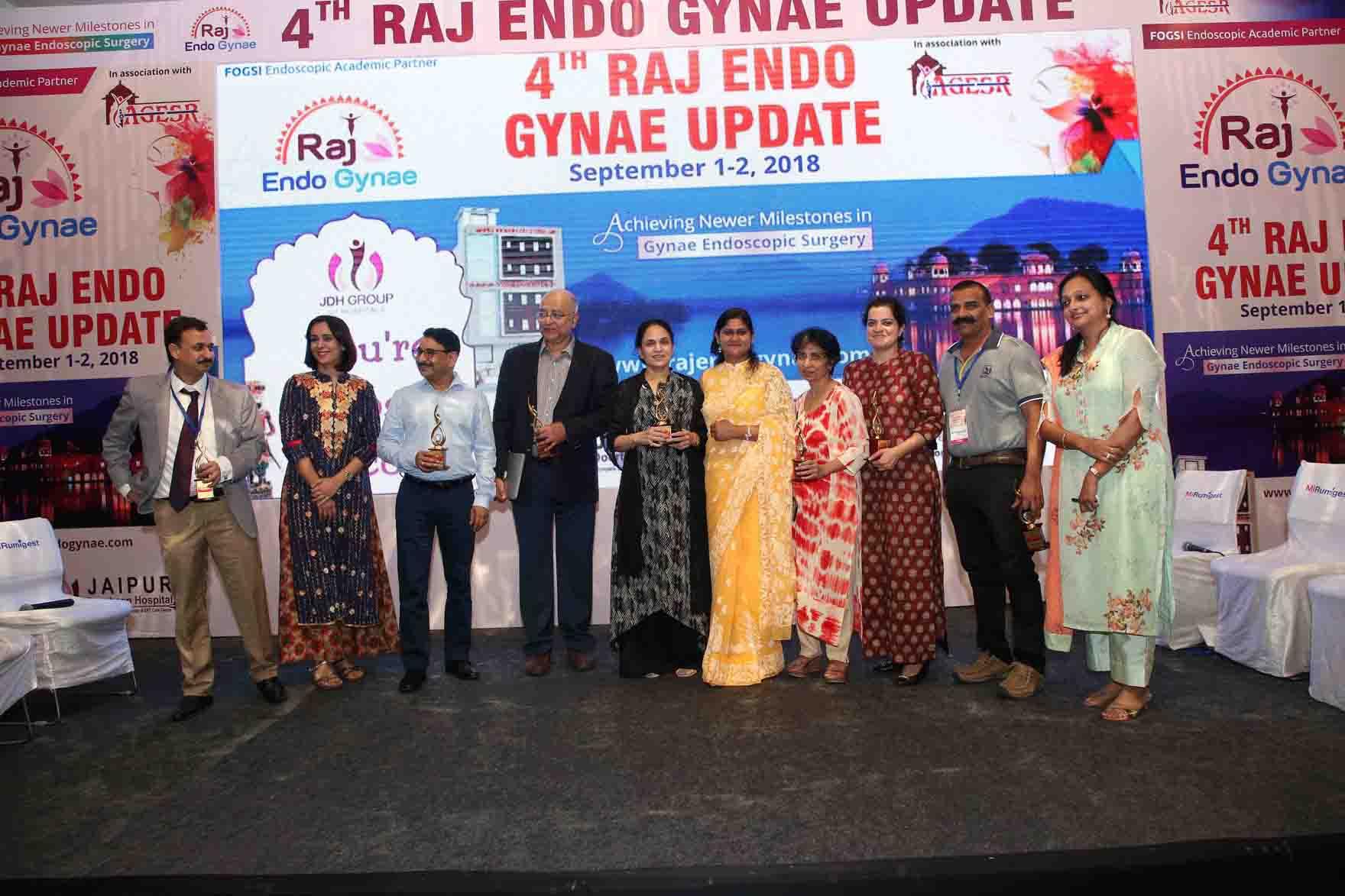 Raj Endo Gynae Update 2018